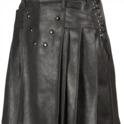 Men Leather Kilts