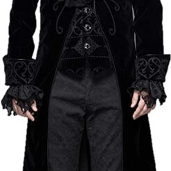 Gothic Jackets For Men