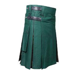 Green Camo Hybrid Kilt